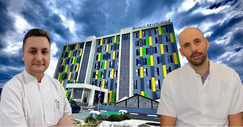 Ortopedie la standarde înalte, la Spitalul Orășenesc Mioveni