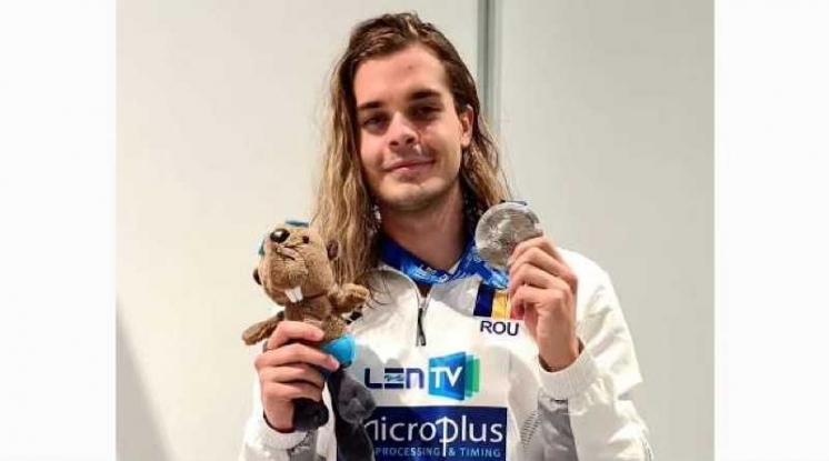 JO 2020 - Robert Glinţă s-a clasat al optulea în finala de la 100 m spate, la fel ca la Rio