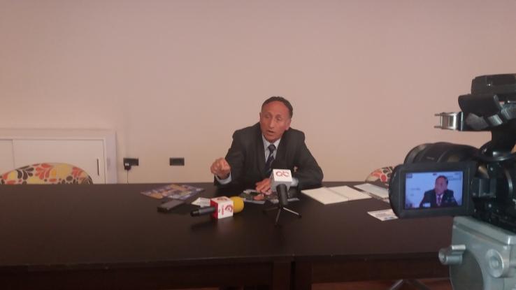 Pendiuc şi-a prezentat oferta electorală pentru un nou mandat