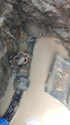Dosare penale pentru furt de apă în comuna Bradu