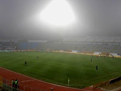 Investiţii la stadionul Nicolae Dobrin