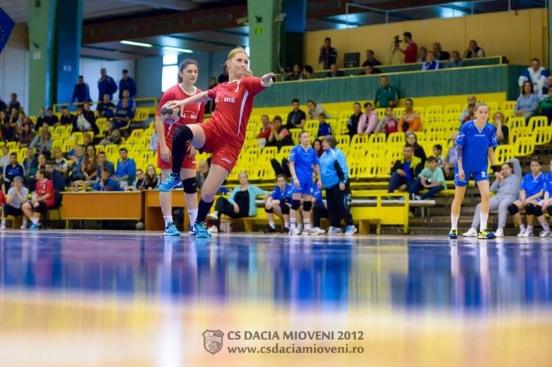 Turneu foarte important pentru handbalistele din Mioveni