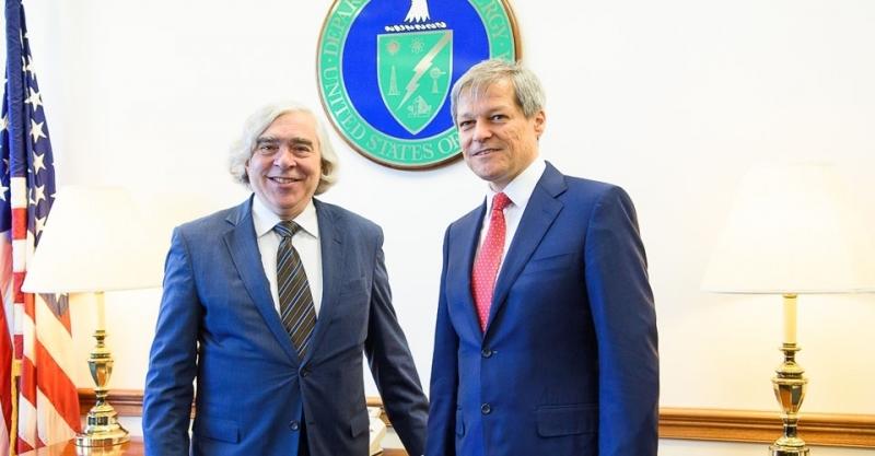 Premierul Dacian Cioloș s-a întâlnit cu reprezentați ai administrației SUA pentru consolidarea parteneriatului economic