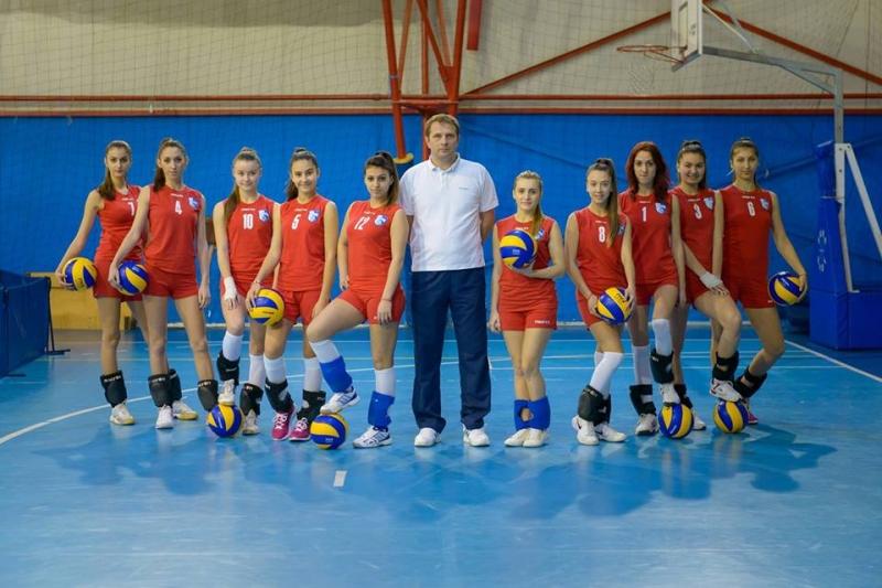 Orașul Mioveni va fi gazda Turneului Semifinal de Minivolei