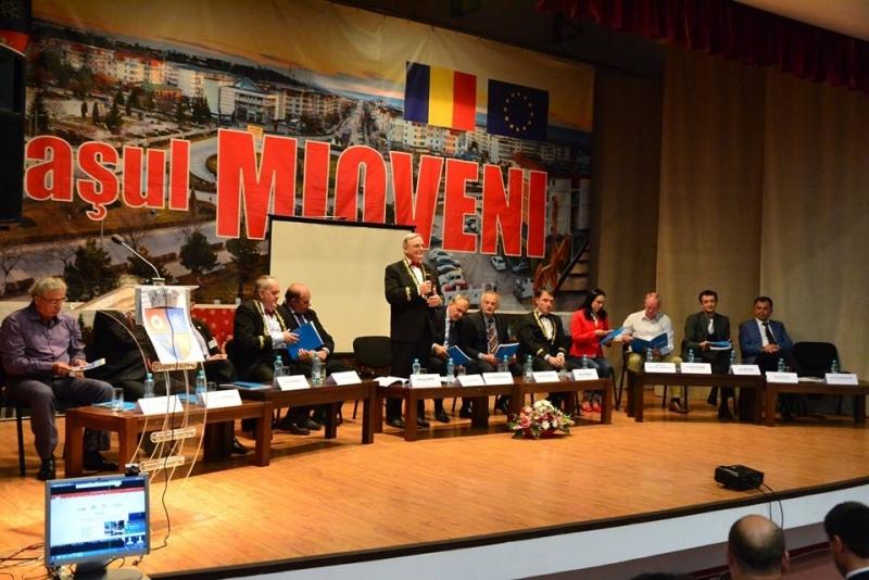 Sesiune științifică națională  în Mioveni