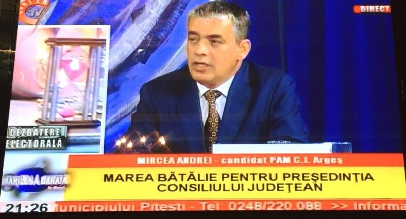 Mircea Andrei chiar poate