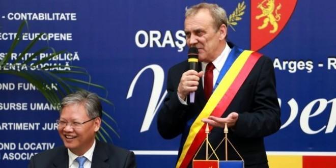 Delegaţie din China, în Mioveni