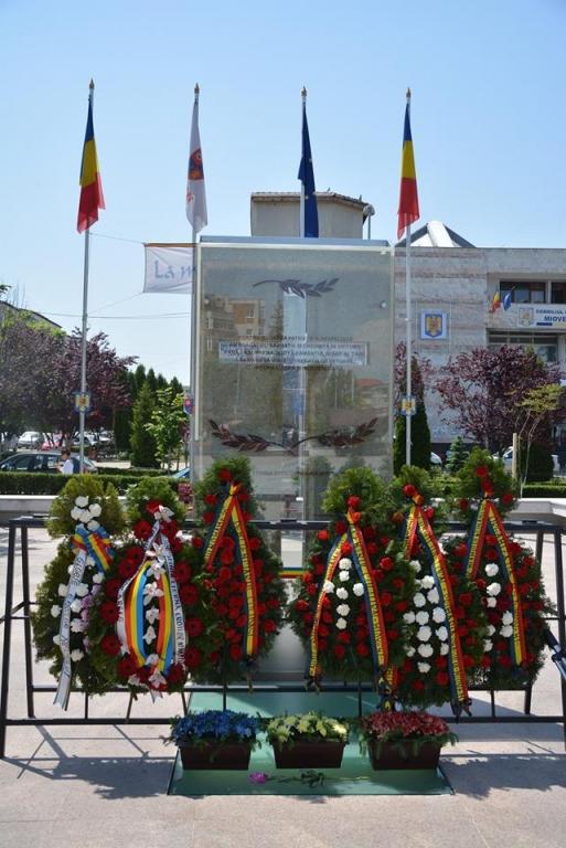 Ziua eroilor, comemorată la Mioveni