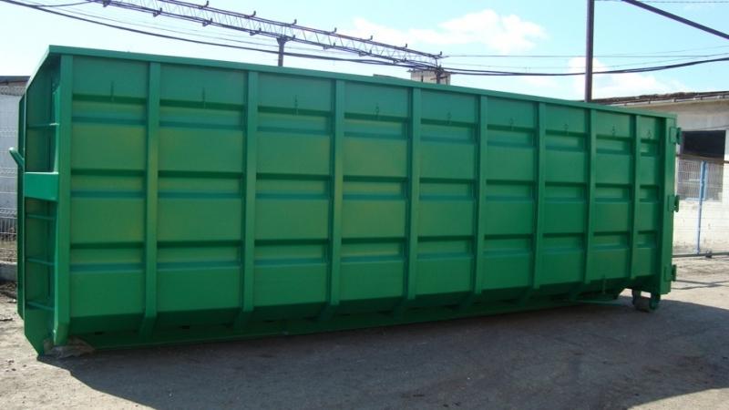 Containere pentru deşeuri de la Salubritate