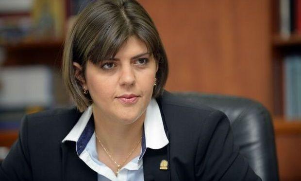 Laura Codruţa Kovesi, la Piteşti