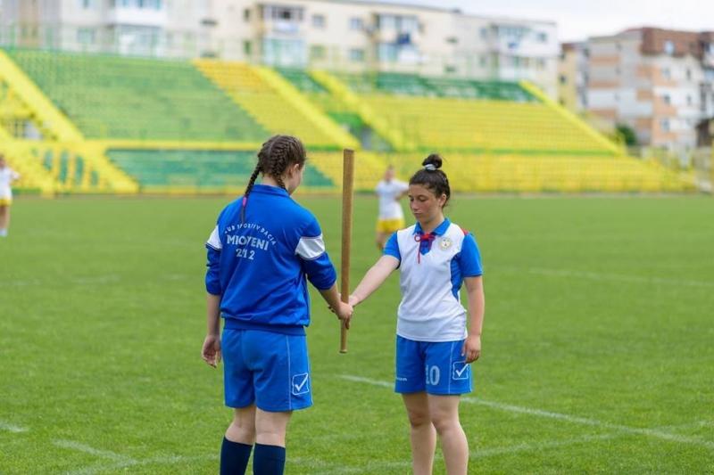 C.S. Dacia Mioveni 2012 va participa la Campionatul Naţional de Oină de la Băilești