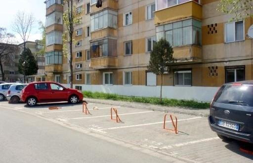 Locurile de parcare nu se atreibuie oricum