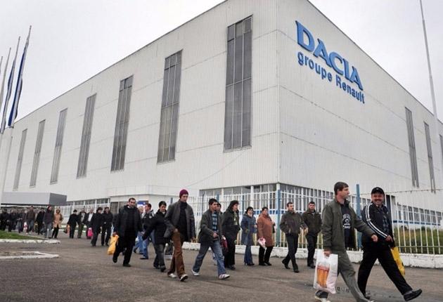 Automobile Dacia îşi verifică sistemul de alarmare
