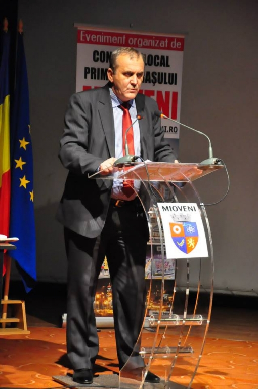 Primarul Ion Georgescu va depune jurământul în 21 iunie!