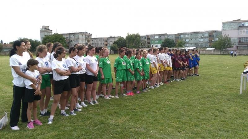 Echipa de oină junioare II a C.S Dacia Mioveni 2012, vicecampioana României