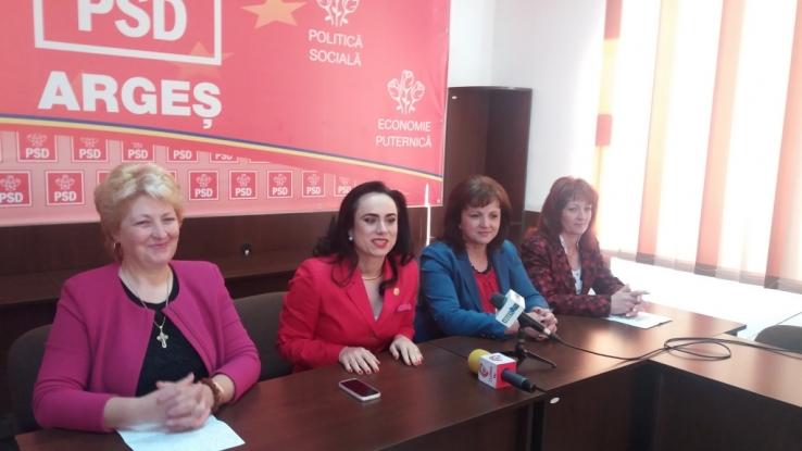 Simona Bucura Oprescu spune că anul 2016 este anul femeilor în politică