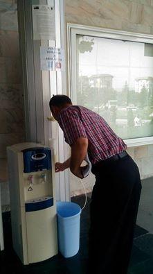 Puncte de hidratare și prim ajutor în Mioveni