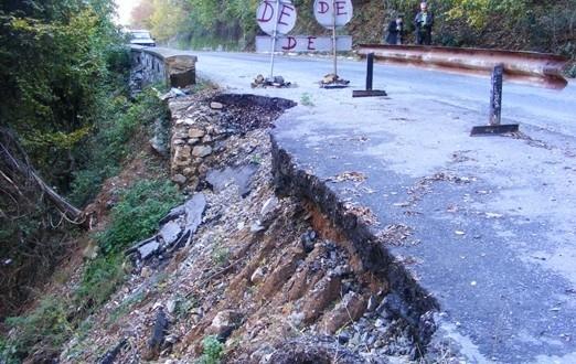 Alunecările de teren, o problemă gravă în Argeş