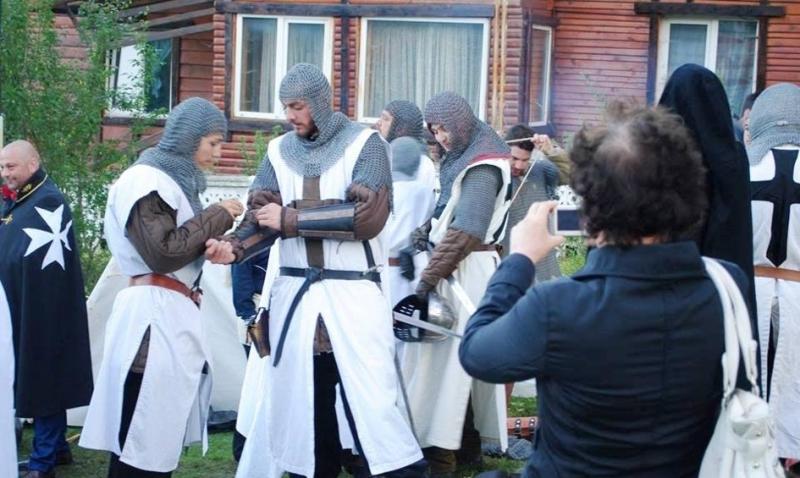 Festivalul Internaţional Medieval al Grădinii Maicii Domnului se desfăşoară la Rucăr
