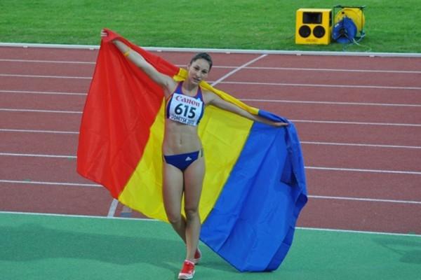 Locul doi la Balcaniadă pentru România