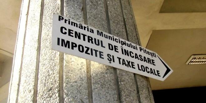 Program prelungit la taxe şi impozite