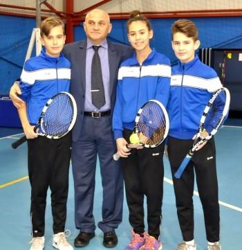 Competiţii pentru tenismenii din Mioveni