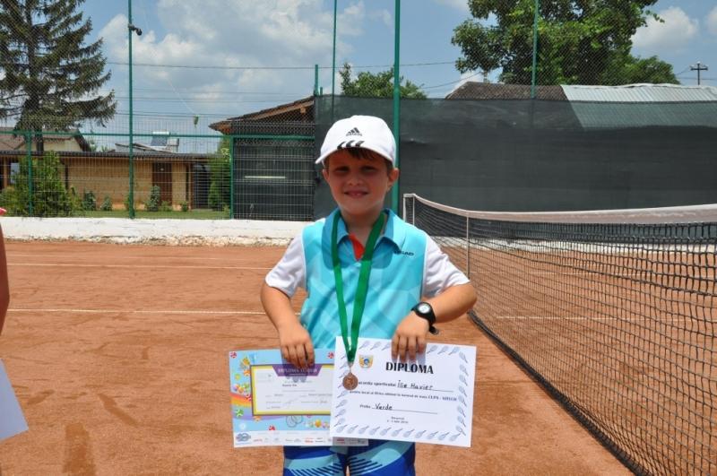 Rezultate bune pentru tenismenii din Mioveni