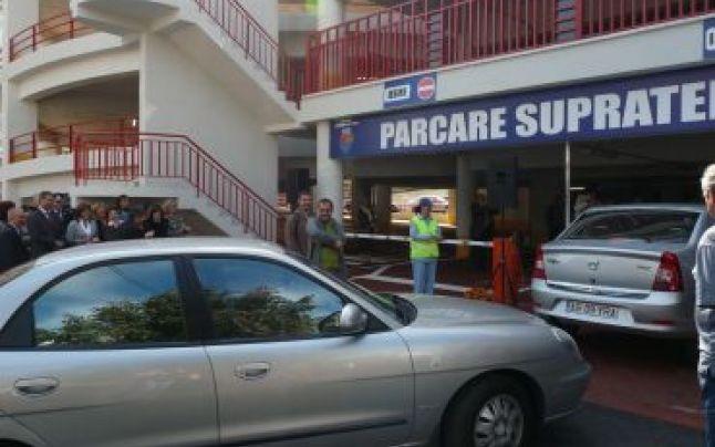 O nouă parcare în Piteşti