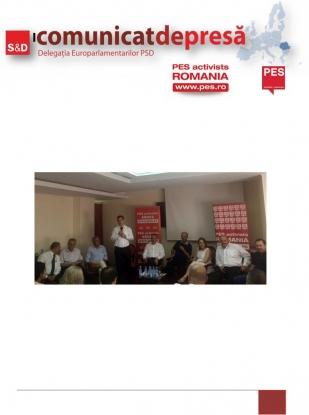 Activiştii PSD cred în victoria din alegerile parlamentare