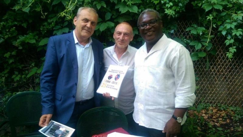 26 de ani de prietenie dintre Mioveni şi Grand-Saconnex-Elveţia