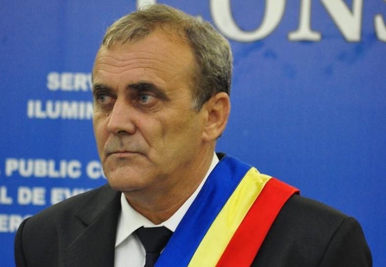Primarul Ion Georgescu, mesaj de ziua Franţei