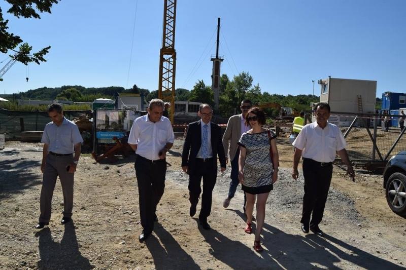 Directorul de la Dacia - Renault, în vizită la Mioveni