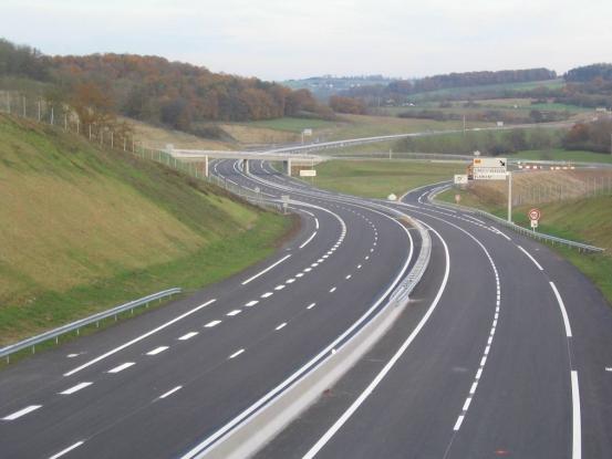 Autostrada Bucureşti-Piteşti, pe locul 4