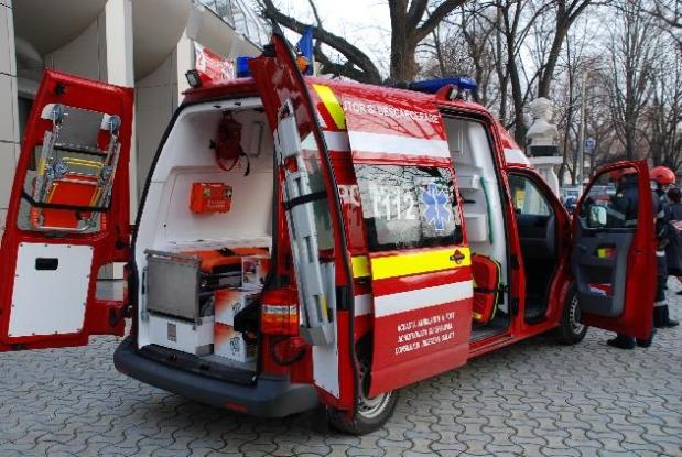 Peste 5.000 de intervenţii SMURD în Argeş