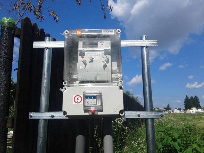 94 cazuri de furt de electricitate în Argeş