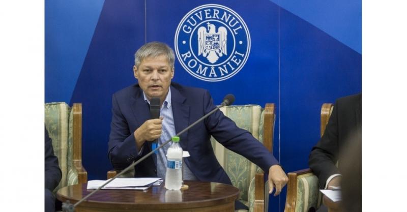 Premierul Dacian Cioloș la lansarea GovITHub