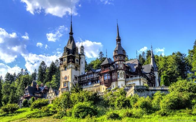 Argeşul ar fi putut avea castelul Peleş...