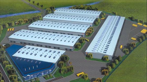 Primii paşi pentru parcul industrial