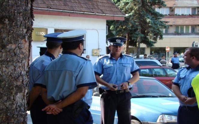 Poliţia, cu ochii pe examenul de bacalaureat