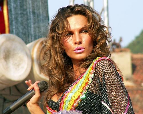 Anna Lesko, la Ziua Comunei Bascov