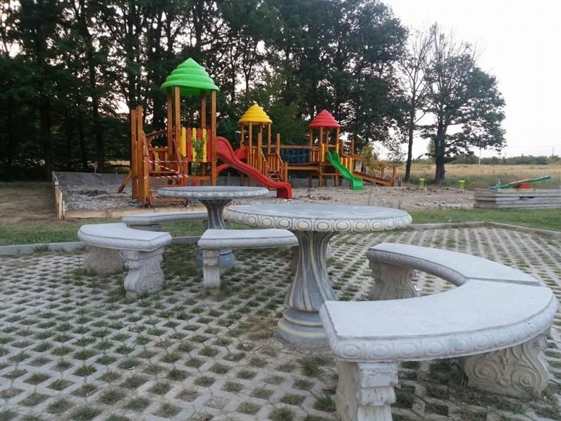 Un nou loc de joacă în Mioveni
