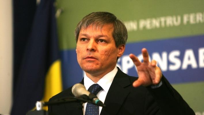 Cioloş, la Curtea de Argeş