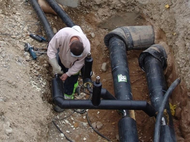 Lucrări fictive la reţelele de gaze din Argeş