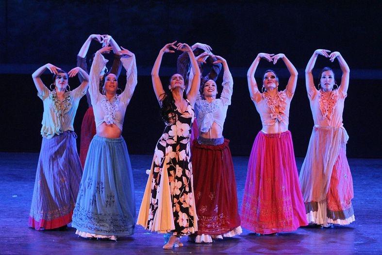 Ballet Flamenco de Madrid, la Sala Palatului