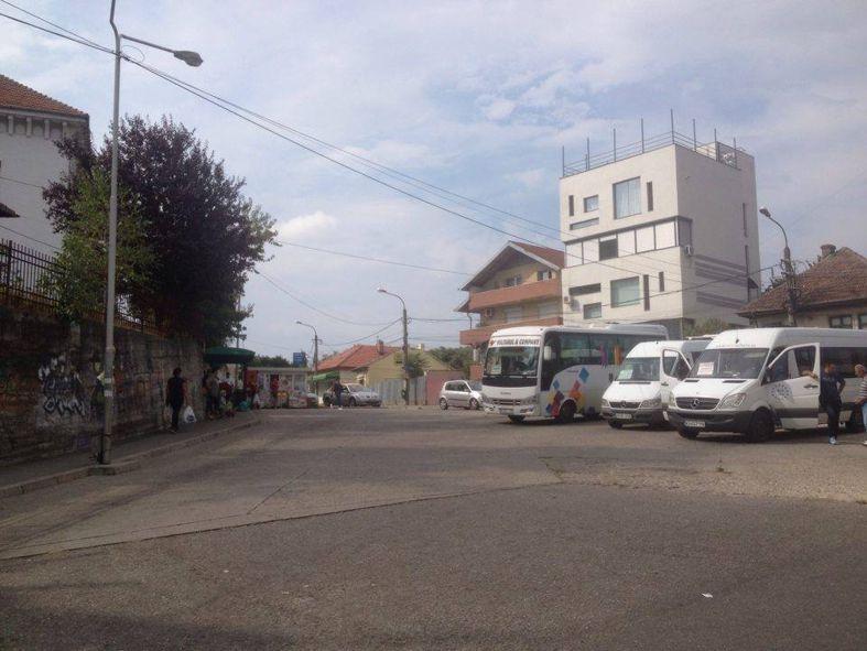 Staţia de maxi-taxi de la Bălcescu va fi mutată. Mii de argeşeni vor fi afectaţi