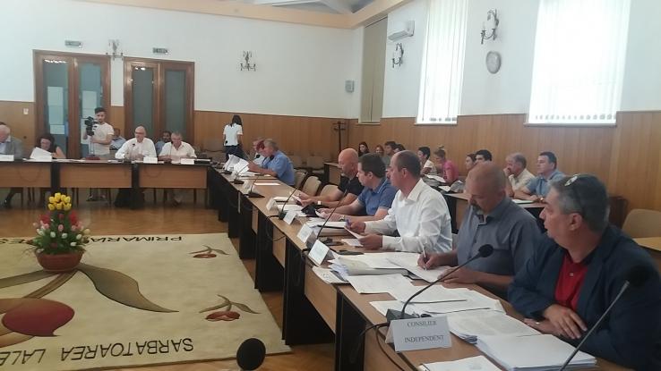 Noi lucrări aprobate în Consiliul Local