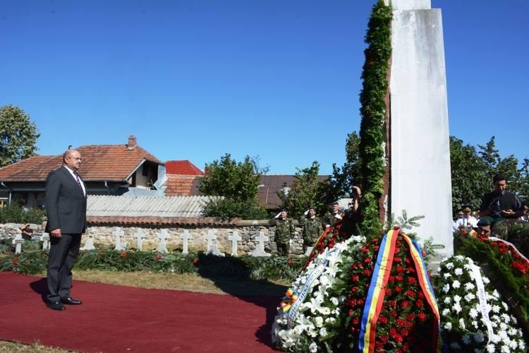 100 de ani de la intrarea României în Primul Război Mondial