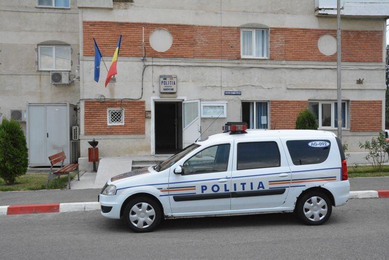 Ghișeu pentru eliberarea certificatului de cazier judiciar la Mioveni