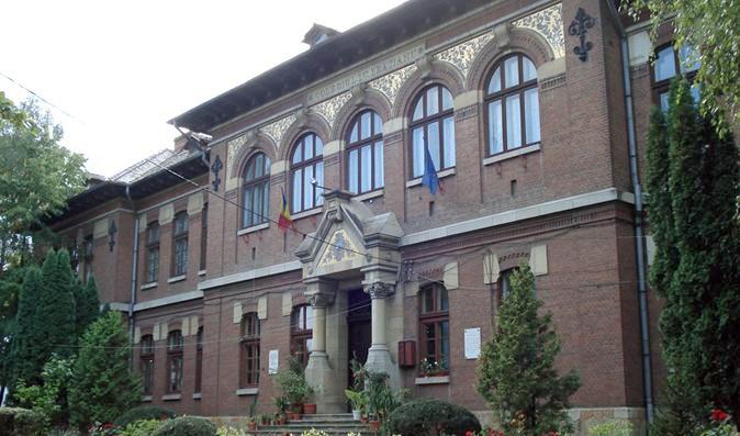 Sistem de supraveghere video la Colegiul Brătianu