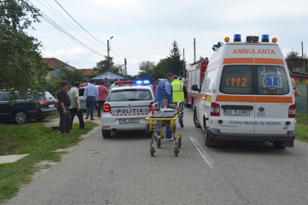 Accident mortal la Budeasa